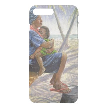Beach Themed Mother Love 2003 iPhone 8 Plus/7 Plus Case