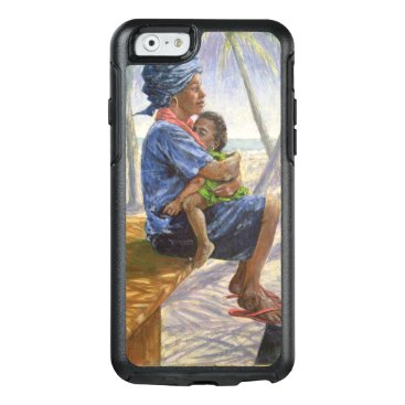 Beach Themed Mother Love 2003 OtterBox iPhone 6/6s Case