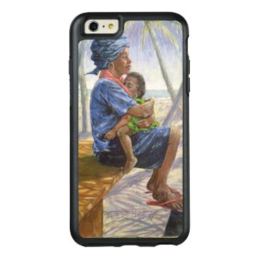 Beach Themed Mother Love 2003 OtterBox iPhone 6/6s Plus Case