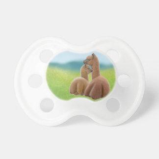 Mother Love Alpaca Baby Pacifier
