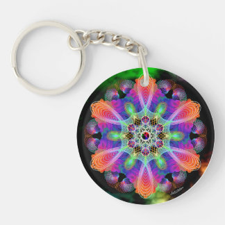 Mother Love/Cosmic Connector Keychain