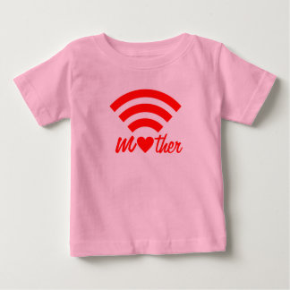Mother Love Signal Baby T-Shirt