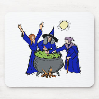 mother maiden crone mouse pads