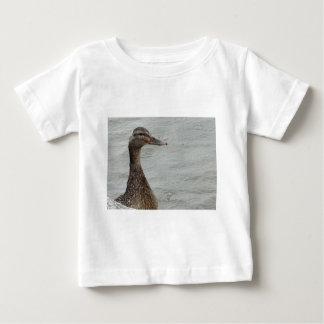 Mother Mallard Baby T-Shirt