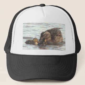 Mother Mallard & Two Trucker Hat