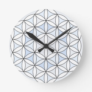 Mother Mary1 Round Clock