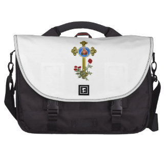 Mother Mary art products Bags For Laptop