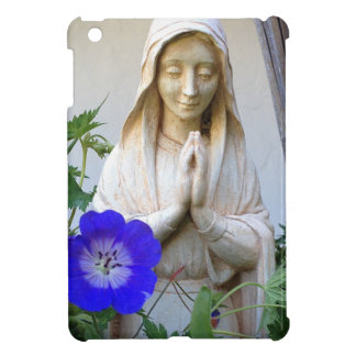 Mother Mary Blessing iPad Mini Covers