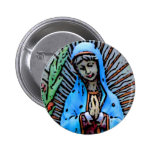Mother Mary Buttons