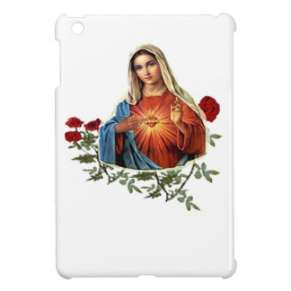 Mother Mary designs iPad Mini Cases
