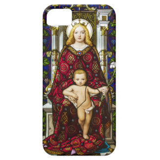 Mother Mary.jpg iPhone SE/5/5s Case