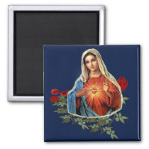 Mother Mary Magnet