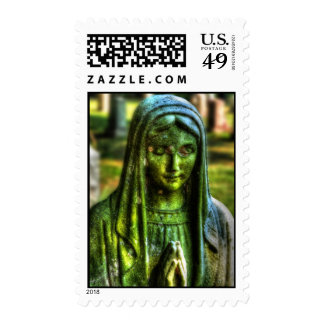 Mother Mary Postage