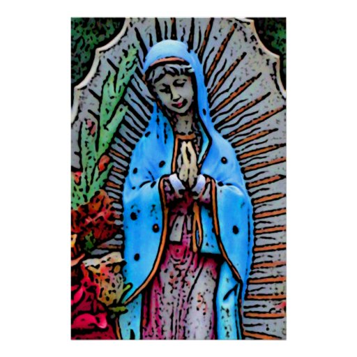 Mother Mary Print