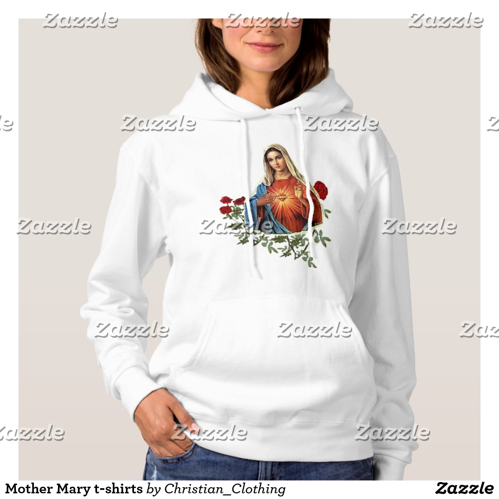 Mother Mary t-shirts - Best Selling Long-Sleeve Street Fashion Shirt Designs