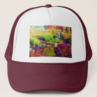 Mother Mary's Garden hat