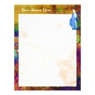 Mother Mary's Garden letterhead