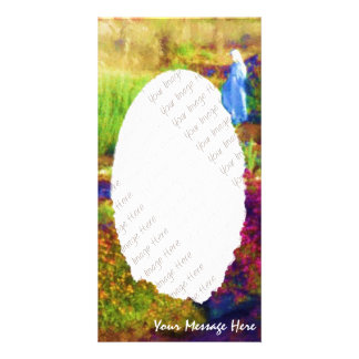 Mother Mary's Garden photocard Card