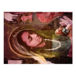 Mother Megan Postcard