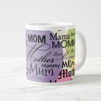 Mother Mom Mum Mama Mommy 20 Oz Large Ceramic Coffee Mug
