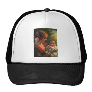 Mother Mother's Day Card Trucker Hat
