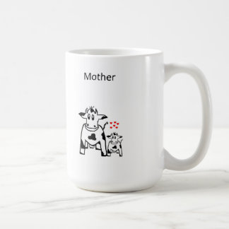 Mother mug Caofline the cow
