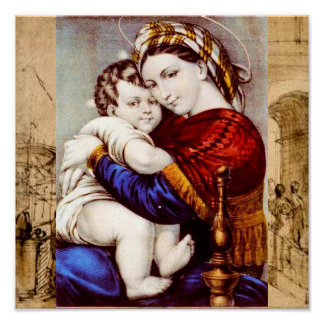 Mother n' Child Print