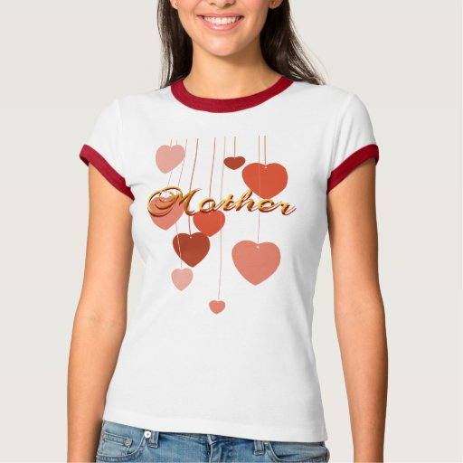 Mother N Hearts Shirt