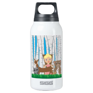 Mother Nature and Animal Friends Thermos Bottle