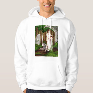Mother Nature as a Hoodie! Hoodie