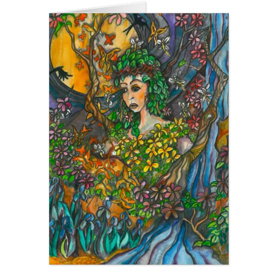 Mother Nature by Thompson Kellett Card