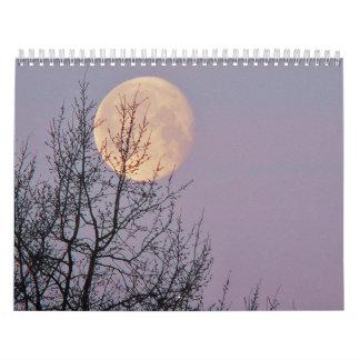 Mother Nature Calendar