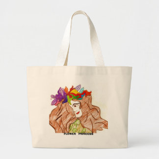 Mother Nature Canvas Bags