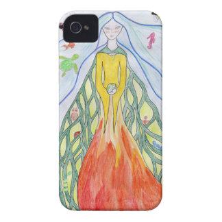 Mother Nature iPhone 4 Barely There cover iPhone 4 Case-Mate Cases