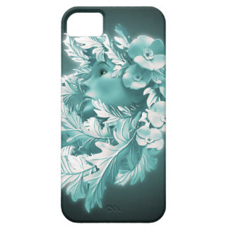 Mother Nature iPhone Case by Gahr Graphics iPhone 5 Covers