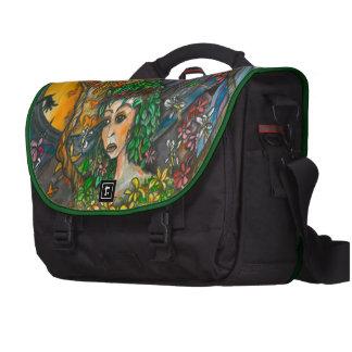 Mother Nature Laptop Bag