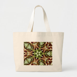 Mother Nature Large Tote Bag