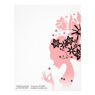 mother nature letterhead