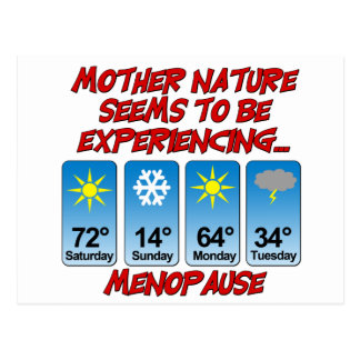 Mother Nature Menopause.png Postcard