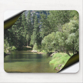 Mother Nature Mouse Pad