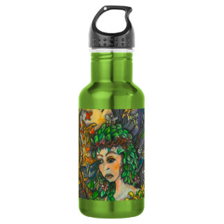 Mother Nature 18oz Water Bottle
