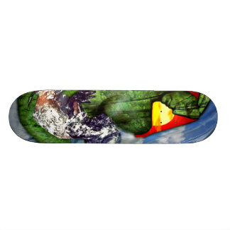 Mother Nature Skateboard Deck