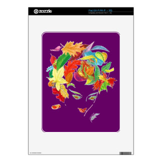 Mother Nature iPad Skins