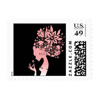 mother nature stamp