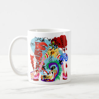 Mother Nature & The Sky Coffee Mugs