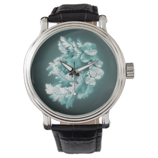 Mother Nature Wrist Watch by Gahr Graphics