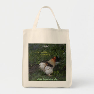 Mother Nature's alarm clock Tote Bag