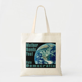 Mother Needs You Tote Bags