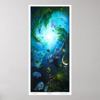 Mother Ocean Print