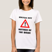 Mother of Bride Shirt